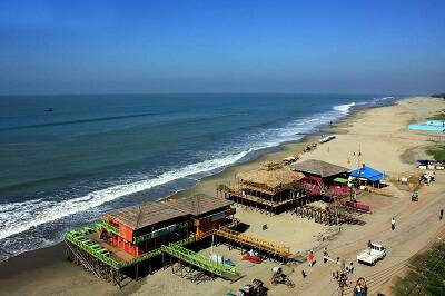 Sea Beach Cox's Bazar